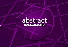 luxury abstract 3d background vector