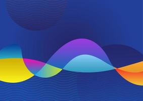 abstract geometric colour  background with lines vector illustration