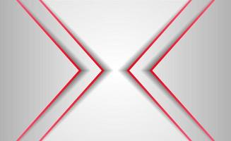 Abstract Background Red And White Style vector