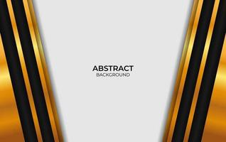 Abstract Background Luxury Black And Gold
