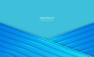 Blue Light Style Abstract Background Design vector