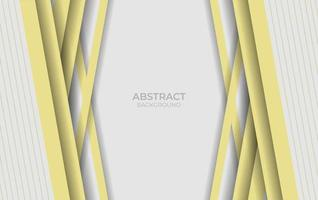 Background White And Yellow Style Design vector