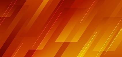 Abstract red diagonal geometric with line modern technology background. vector