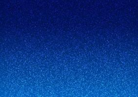 Abstract blue gradient background with rough texture vector