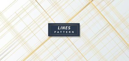 Abstract luxury background with golden lines texture. vector