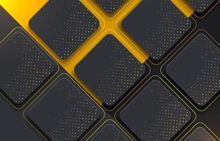 Luxury Gold Glitter Textured Background vector