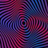Retro Spiral Texture Background vector