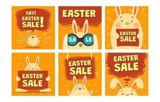 Social Media Posts for Easter Sale