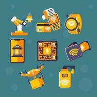 Technology of Contactless Services