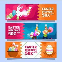 Easter Day Marketing Promotion Banner vector