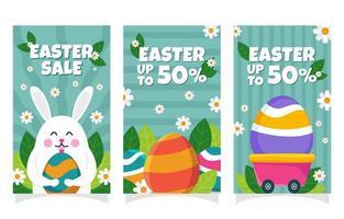Easter Marketing Banner vector
