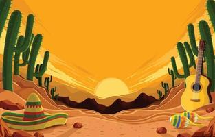 Cinco De Mayo Background vector