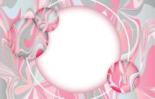 textura de mármol rosa vector