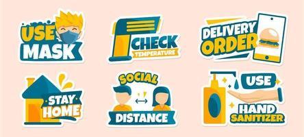 Protocol in Everyday Life Sticker