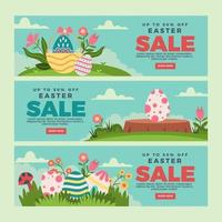 Intriguing Promotion Sale to Use During Easter vector
