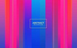 Creative Colorful Gradient Background Design vector
