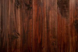 Rustic red wood background photo