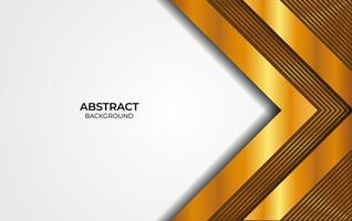 Background Abstract Background Brown And Gold vector