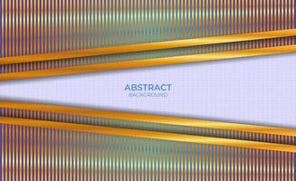 Abstract Background Design Blue And Gold vector