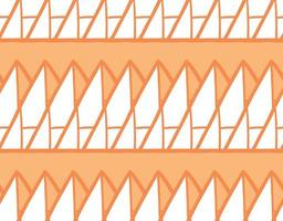 Vector texture background, seamless pattern. Hand drawn, orange, white colors.