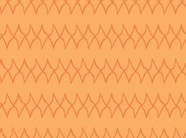 Vector texture background, seamless pattern. Hand drawn, orange colors.