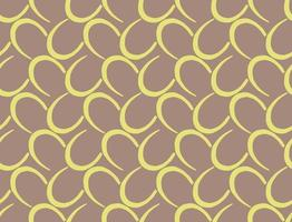 Vector texture background, seamless pattern. Hand drawn, brown, yellow colors.