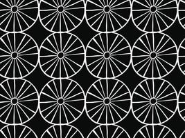 Vector texture background, seamless pattern. Hand drawn, black, white colors.