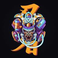 japan ronin artwork illustration vector