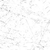 grunge líneas negras y puntos sobre un fondo blanco - ilustración vectorial