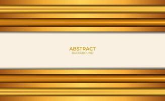 Abstract Design Brown And Gold Background vector