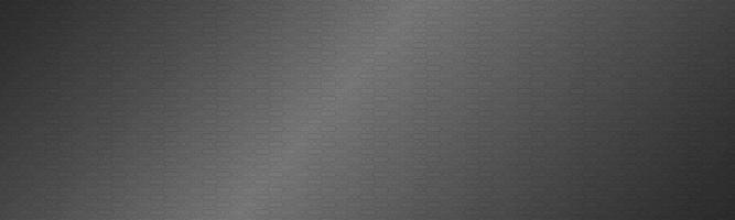 Cabecera metalizada gris plateada perforada. textura de metal. banner de ilustración de texnology simple. círculo, rectángulo redondeado y ovalado perforado vector