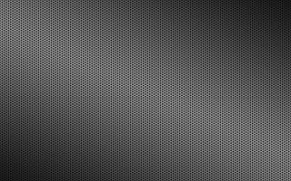 Fondo hexagonal geométrico gris simple moderno. Fondo poligonal metálico negro abstracto. ilustración vectorial simple vector
