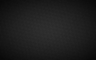 Dark black metal perforated background. Abstract grey metallic stainless steel wallpaper. Simple vector illustration