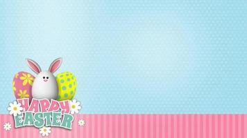 Happy Easter Frame video