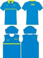 Custom Design Half sleeves t shirts vector