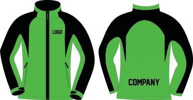diseños personalizados chaquetas softshell vector
