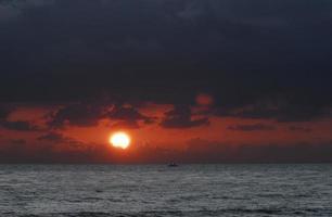 Pacific Ocean Sunset