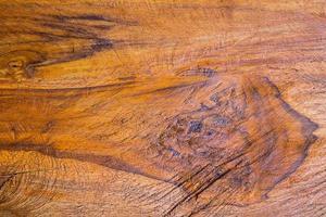 Panel of wood