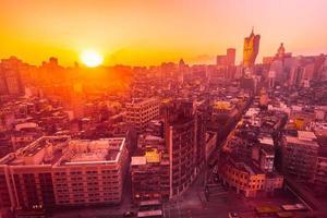 Cityscape of Macau city, China