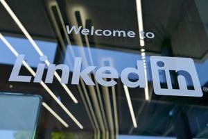 LinkedIn headquarters in Sunnyvale, California