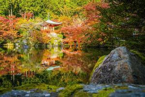 Daigoji temple in Kyoto, Japan photo