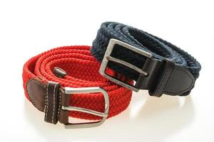 Fashion belt with buckle photo