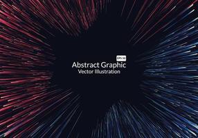 líneas compuestas de fondos brillantes, fondo de vector abstracto