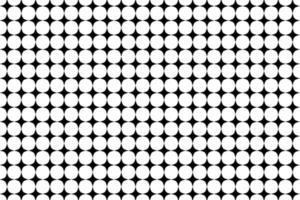 patrón de diamante blanco y negro vector