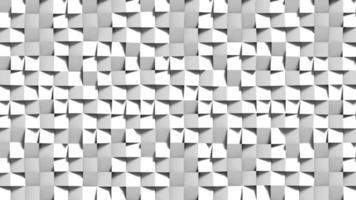 movimento quadrados fundo abstrato video