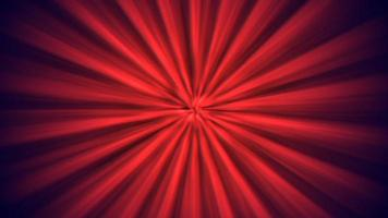boucle de fond rétro animation, lignes de mouvement abstraites video