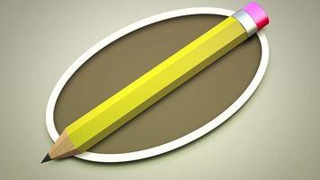 close up de fundo de crianças com lápis colorido, fundo de escola