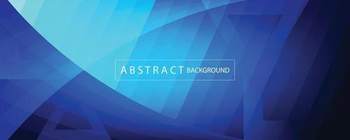 Abstract soft blue and navy smooth background vector