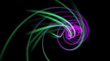 rörelse linjer abstrakt bakgrund video
