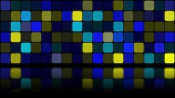 rörelse retro mosaik abstrakt bakgrund